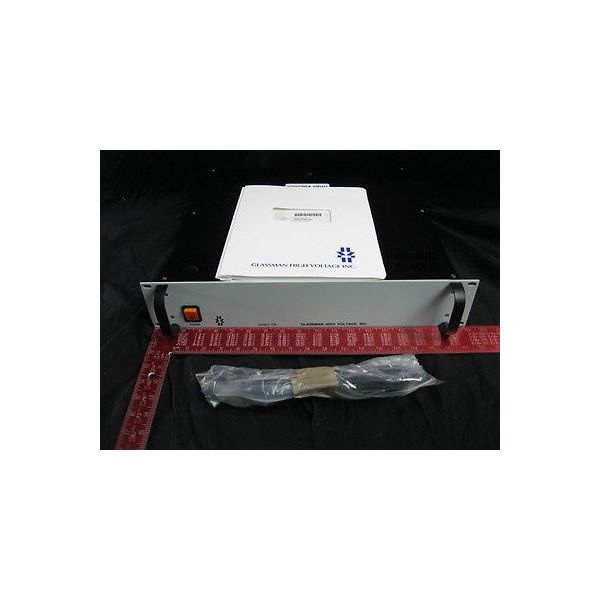 AMAT 1140-00214 PSU DECEL, 6KV, SPEC 0190-08212; GLASSMAN HIGH VOLTAGE INC MODEL