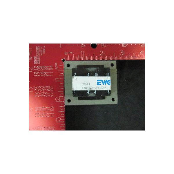 EWC 14A30-24B29 TRANSFORMER; 115/230V, 12/24V, 50/60HZ, 30VA