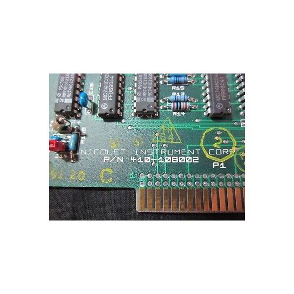 AROMAT 410-108002 PCB ANALOG BOARD P/N 410-108002