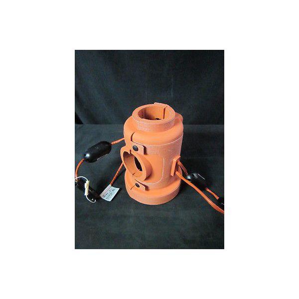 MKS INSTRUMENTS 9630-1131 Vacuum Piping Heater, Jalepeno Blanket, 120V, 104W, 0.