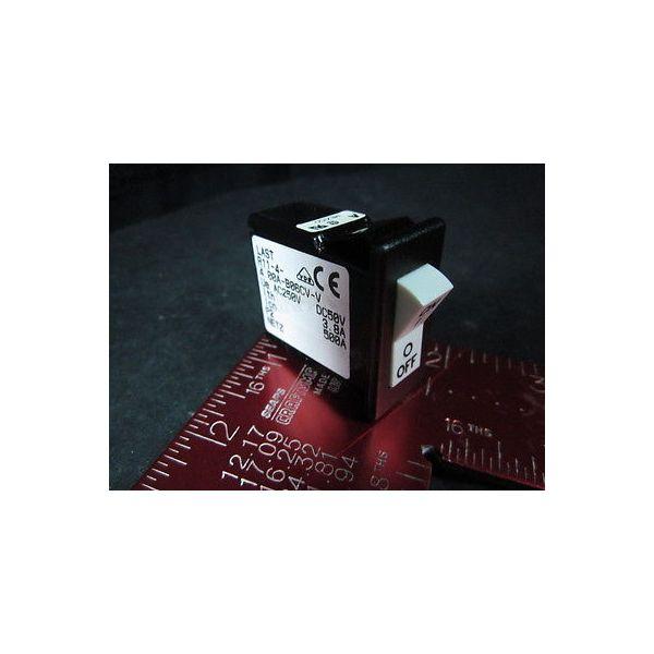 AIRPAX R11-4-4-00A-B06CV-V 1 POLE CIRCUIT BREAKER; R11-4-4.00A-B06CV-V