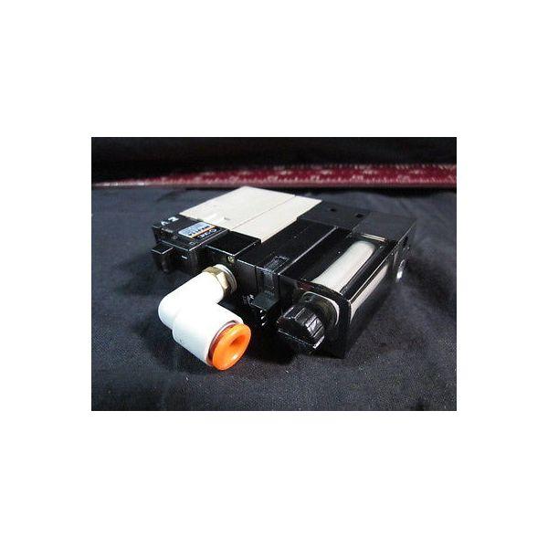 SMC NVJ114 Solenoid Valve w/ filter