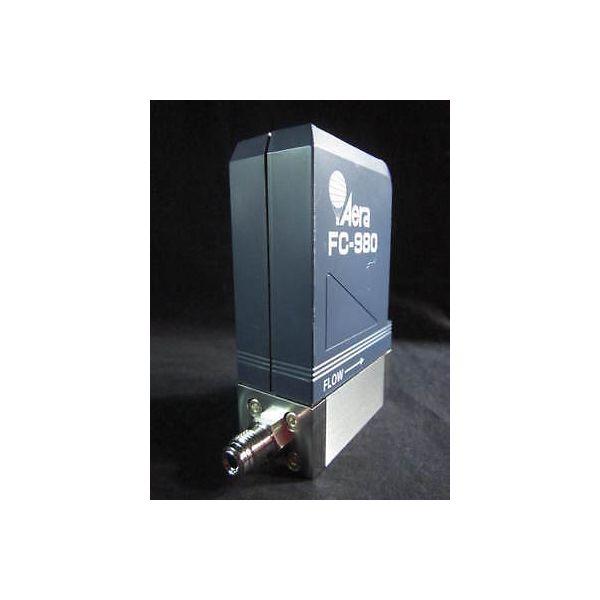 AERA FC-980 MASS FLOW CONTROLLER, GAS N2, RANGE 500SCCM