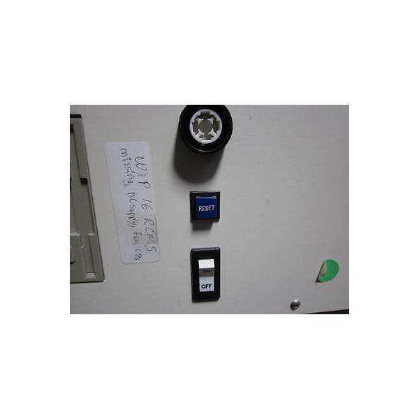PROCONICS CMS-1500 CONTROLLER, WIPSTATION, RCMS RCU-386