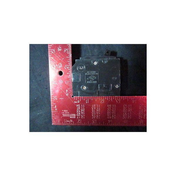 SQUARE D QO Circuit Breaker, 15-AMP Single Pole, BTU FURNACES, 10,000AMPS, Max R