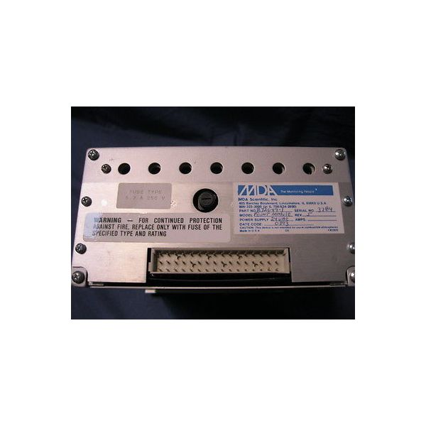 MDA SCIENTIFIC 872049-1 MODULE, POINT SYSTEM 16