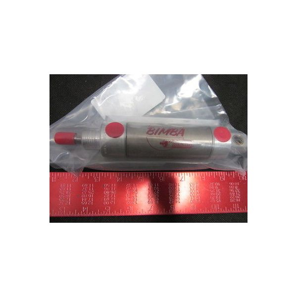 BIMBA MRS-172-DXPZ PNEUMATIC CYLINDER 1-1/2INCH-BORE 2INCH-STROKE
