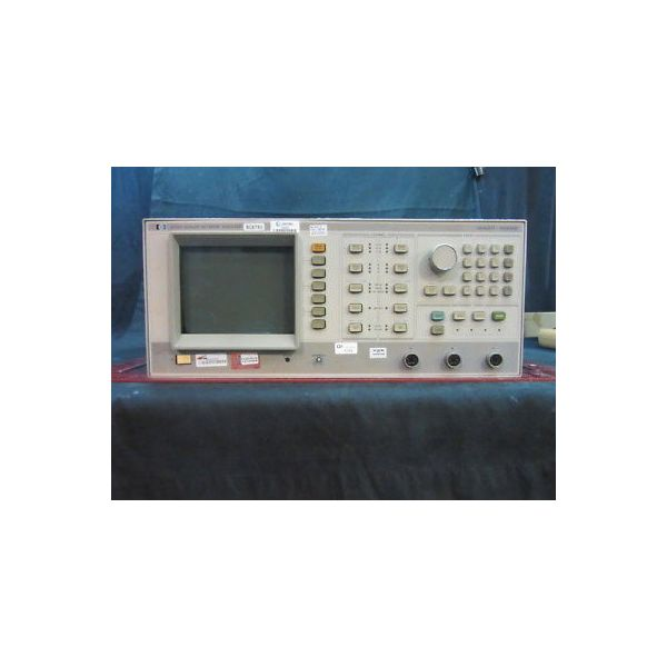 Agilent HP Keysight 8756A SCALAR NETWORK ANALYZER, SERIAL NUMBER 2421A01226, OPT