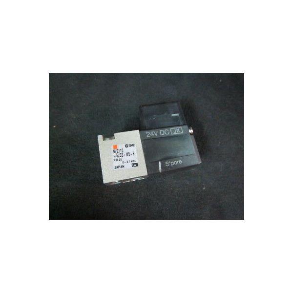 SMC NVZ110-5L0Z-M5-F Solenoid Valve, 24 vdc Pressure: 0~0.7MPa--not in original