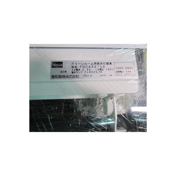 SEIWA FDCA32100 FLUORESCENCE LAMP CEP011-CJD1240