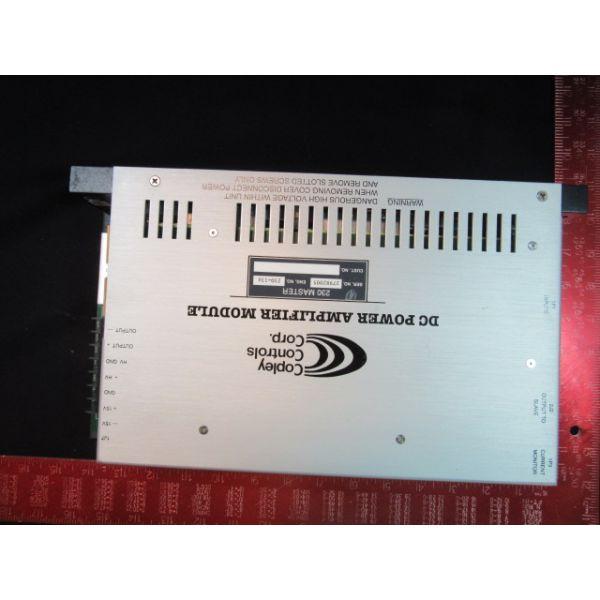 Teradyne 969580 COPLEY CONTROLS CORP 230-13A LINEAR POWER AMPLIFIER