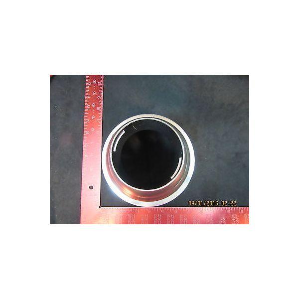 GOTHAM AFV-4AR-TRT-YK-TRIM-U Open Reflector, Semi-Specular, For Use With 4 Inch