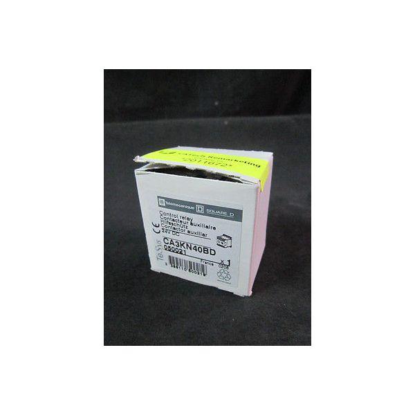 Applied Materials (AMAT) 1200-00021 SQUARE D, Control Relay, l 24VDC COIL 4NO DI