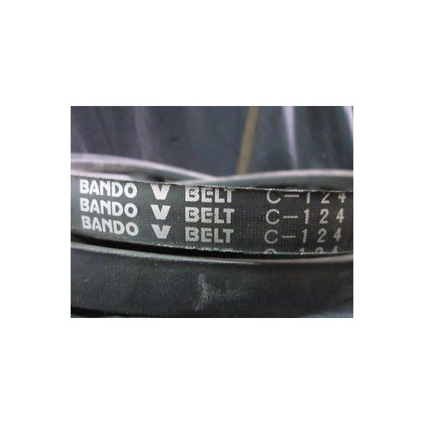 BANDO C124 V-BELT