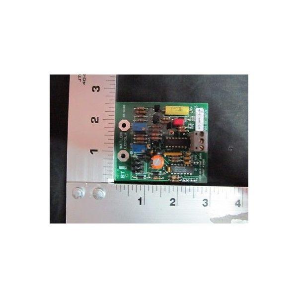 AMAT 0660-01547 CARD CNTRLR BURST FIRING 1-5VDC