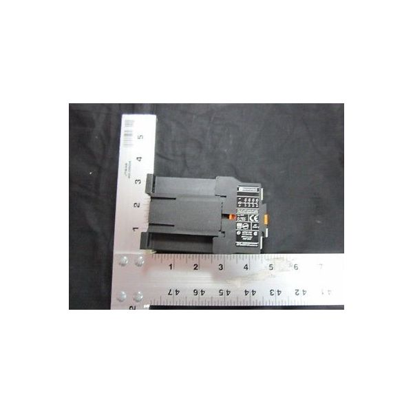 Applied Materials (AMAT) 1200-00132 RLY CNTRL 24VDC COIL 4NO DIN MTG