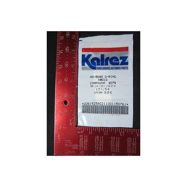 Applied Materials (AMAT) 0226-30346 KALREZ O-Ring ID .239 X .070Wk, Nom: 1/4 X 3