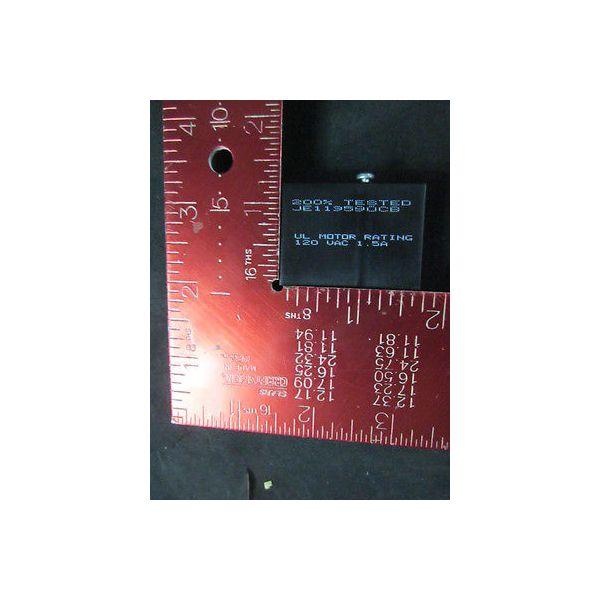 OPTO 22 OAC5 Digital I/O Module, UL Motor Rating 120 VAC, 1.5A--not in original