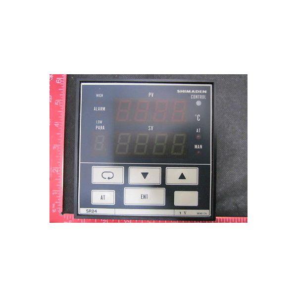 SHIMADEN SR24-1P-4090 Controller, Process Control Instrument, SVG