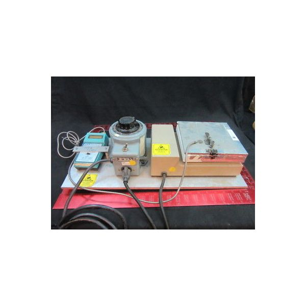 POWERSTAT COLE PARMER (3 PCS) TO INCLUDE NUOVA 2 HOT PLATE, POWERSTAT VARIABLE A
