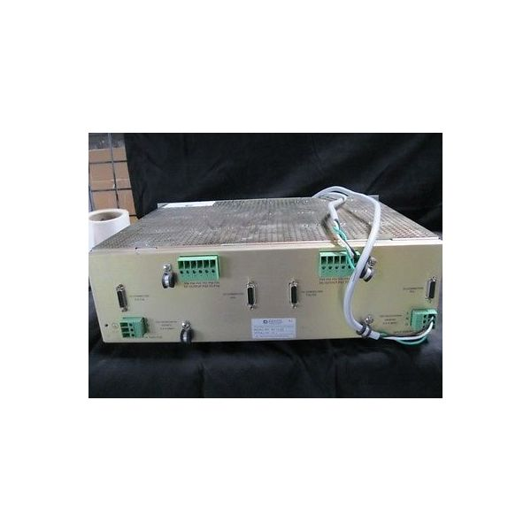Klepco 19-6B RA 19 Power Supply Mainframe w/ 3 HFS48-2.8 Modules  48V 2.8A