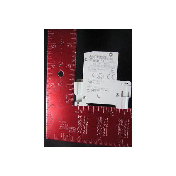 MITSUBISHI CP30-BA- Circuit Protector, 5A, 40'C, 50/60Hz, Ui 250V, Curve M