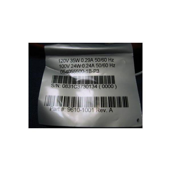 "MKS-HPS DIVISION 9610-1001 HEATER, 1"" BARATRON TEE (F1 JALAPENO) 120V, 35W, 0.29"
