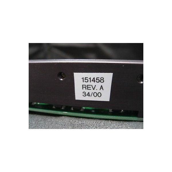 GSI 151458 PCB, PERSONALITY TRAY TRANSP REPAIRED