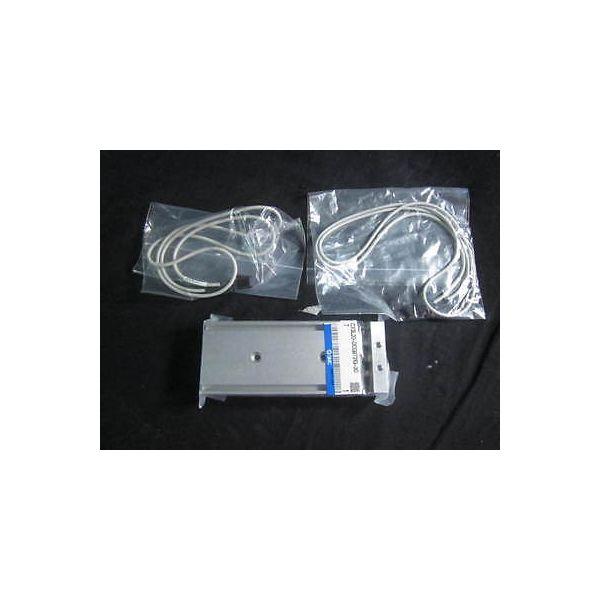 AMAT 0190-09360 SMC CXSL20-DCG9731G-30, FOUP KEY ACTUATOR CYLINDER, ADO-E