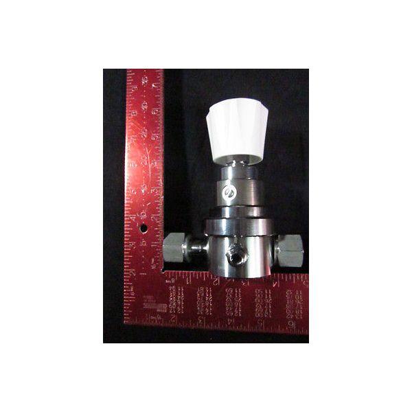 TESCOM 23-3C25ADHP5HP5Z Regulator,SS Maximum Inlet: 150 PSI, Maximum Outlet: 100