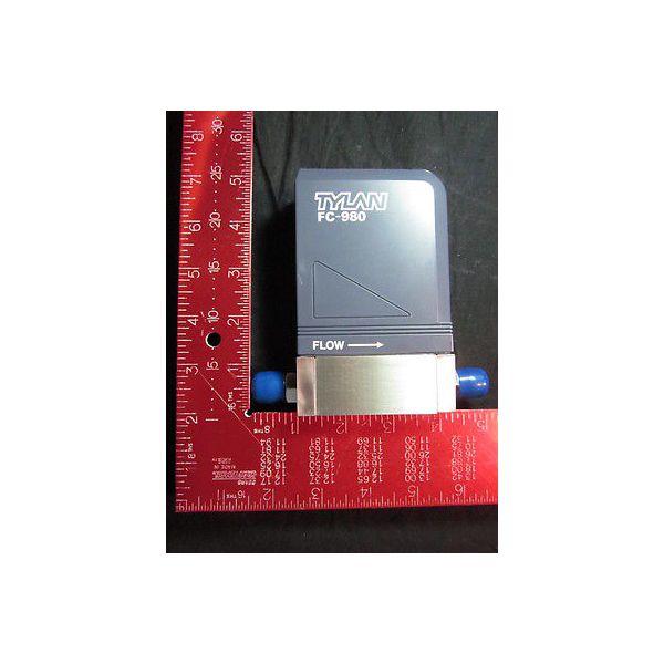 TYLAN FC-980 H2 2SLM CONTROLLER, FLOW MASS