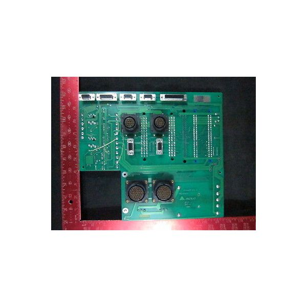 ANORAD D25609 2-Axis IAC/brushless Backplane