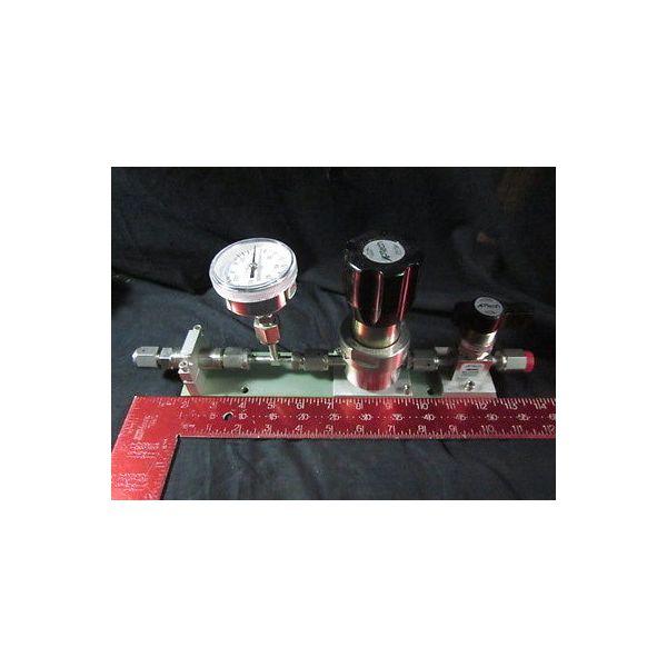 APTECH AP1010S 2PW MV4 FV4 WITH SHUTOFF VALVE Gas stick inert