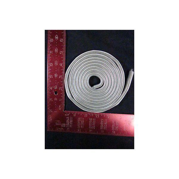 SCHLEGEL 24050-0004-006 Seal Brush Polypile W=6MM H=6MM+AD, 6 1/2 Feet Long