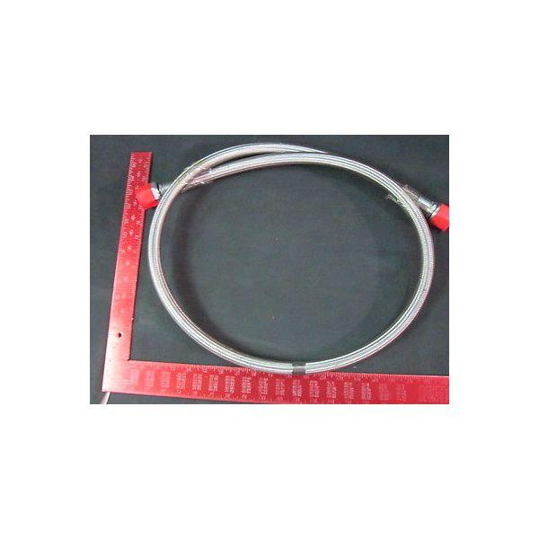 Applied Materials (AMAT) 3400-01081 Hose Flexible 5/8 I.D TEFLON & CARBON SST Br