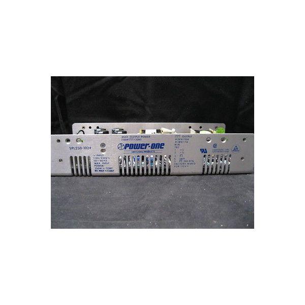 POWER-ONE SPL250-1024 POWER SUPPLY, 24V 10A