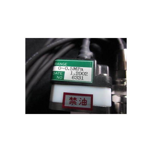NAGANO KL77 PRESSURE SENSOR Teflon, INLET PRESSURE FS820L