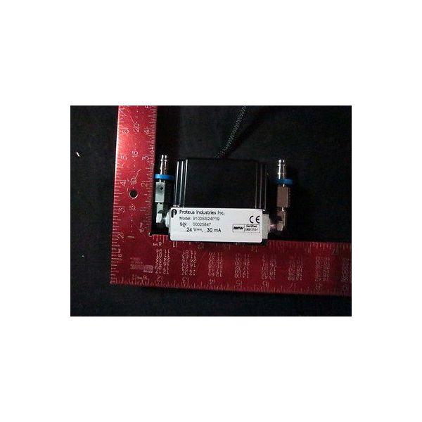 """Proteus Industries 9100SS24P19 Fluit Flow Switch, 3/4\"""" 24V, 30mA"""