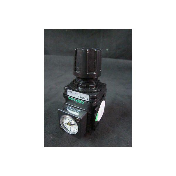 CKD R1000-6-L Regulator Range: 0.05-0.35 MPa--not in original packaging