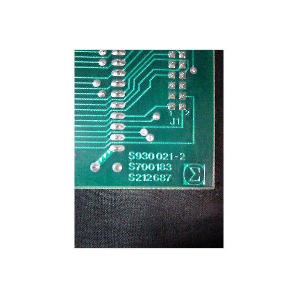 ARL S930 021-2 PCB, S700183, S212687