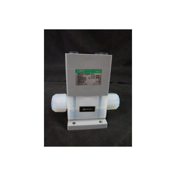 CKD AMD31-12US-10 VALVE Teflon,AIR OPERATE PILAER