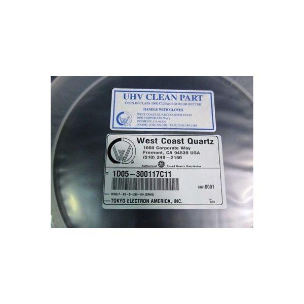 WEST COAST QUARTZ 810-5-3514 RING F-8S-Q-260-6H