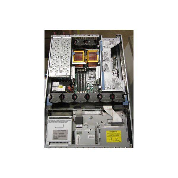 HP 311143-001 ProLiant DL380 G4; 4GB RAM, CPU: TWO Intel Xeon 3400DP/1M/800; SIX