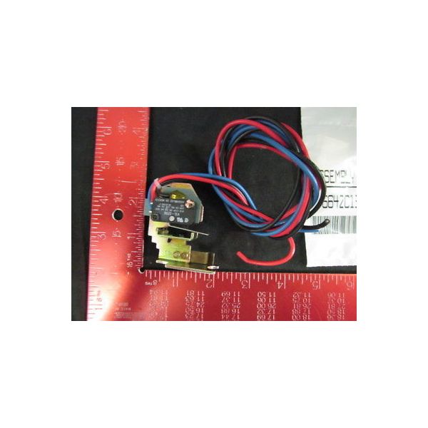 AMAT 0680-01500 CUTLER-HAMMER AUXILIARY SWITCH FOR C-H SERIES C TYPE K-BREAKER;