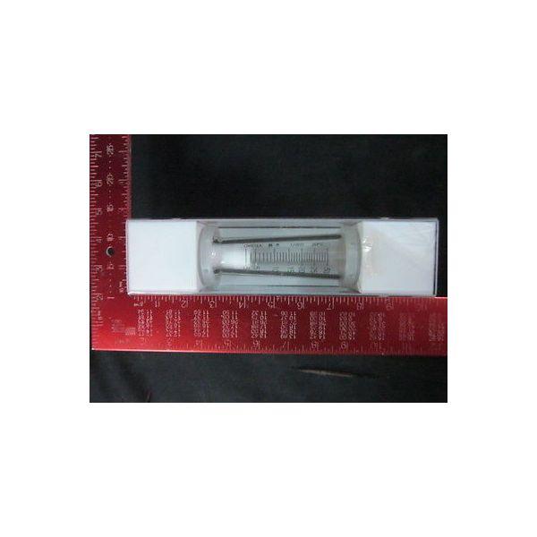 HITACHI SMK-2 Flow Meter Teflon OMEGA T544; 3-30 L/M