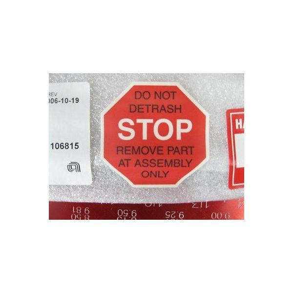 AMAT 3870-04554 AMAT GATE COMPL. 35X336MM CHEMRAZ; AMAT 3870-04554 / VAT 229419