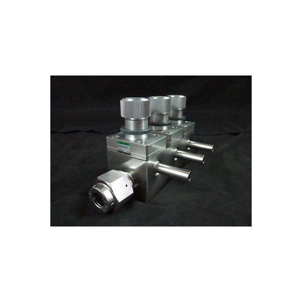 CKD MMD30-X0138 VALVE, MANUAL BRANCH 3 JOINT