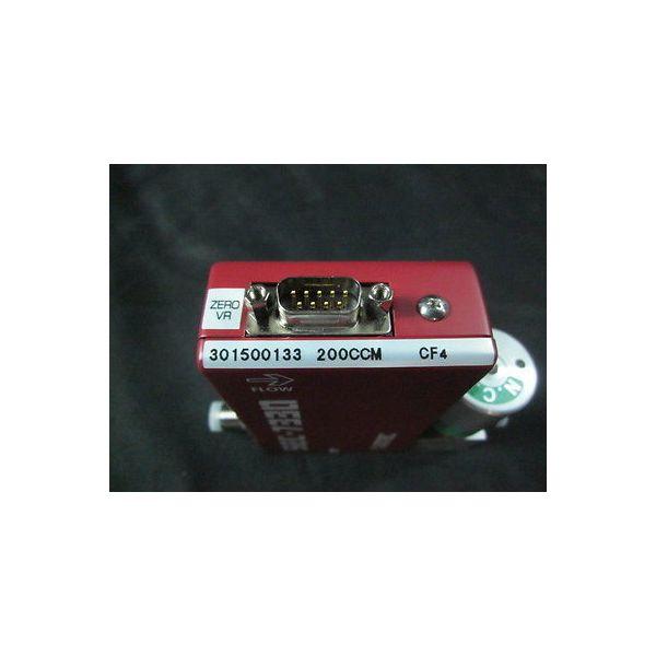 Stec SEC-7330M Mass Flow Controller, Range: 200 CCM, Gas: CF4, Valve: C