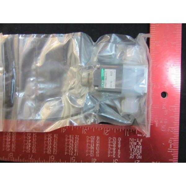 CKD CORPORATION AMD01-8BUS-4 VALVE, TEFLON VENT