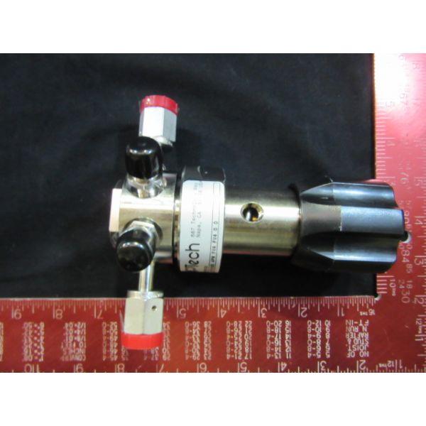 AP TECH AP1010S 4PW FV4 FV4 0 0 MAX INLET 3500 PSI MAX OUTLET 100PSI REGULATOR